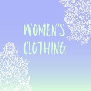 The Artistic Thrifter Closet: Women's Clothing